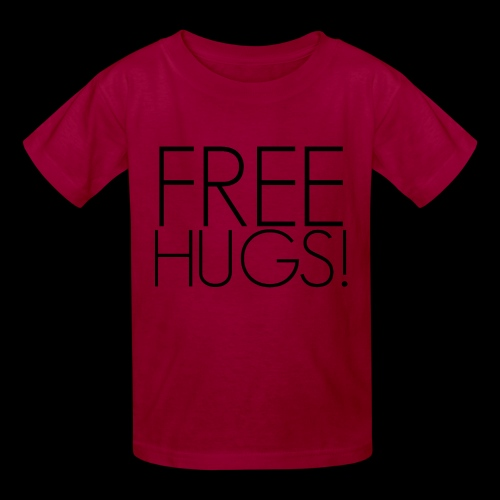 FREE HUGS - Kids' T-Shirt