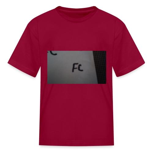 The fc hoodie - Kids' T-Shirt