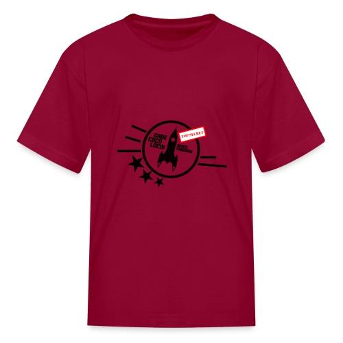 gabe space program - Kids' T-Shirt