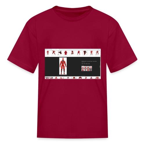 redninjaarmy - Kids' T-Shirt