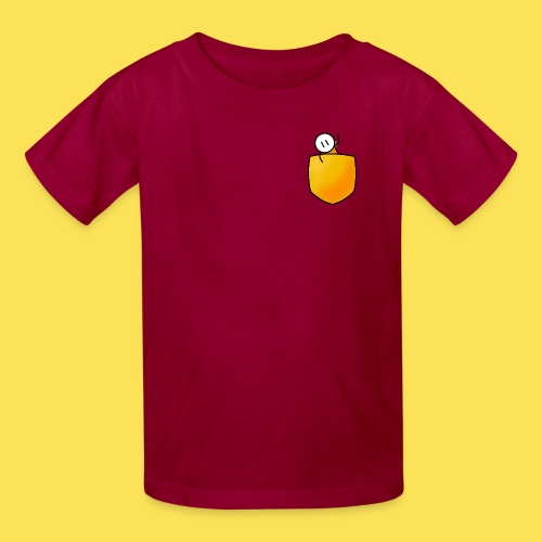 Pocket - Kids' T-Shirt