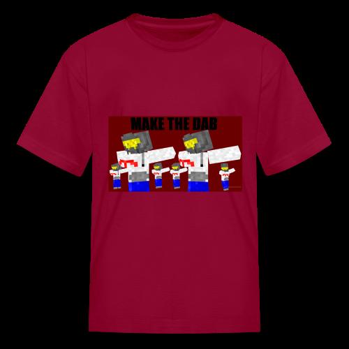 Make The DAB - Kids' T-Shirt