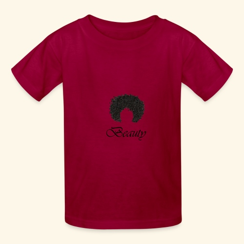 Beauty tee - Kids' T-Shirt