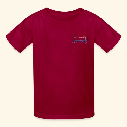 Shorlinepinkblue - Kids' T-Shirt