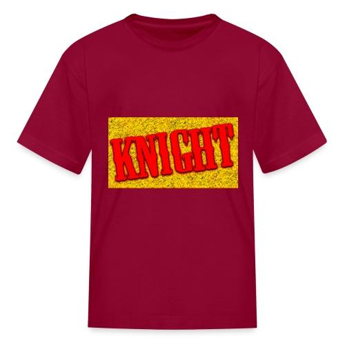 Red Knight Logo - Kids' T-Shirt