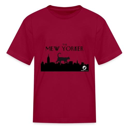The Mew Yorker - Kids' T-Shirt
