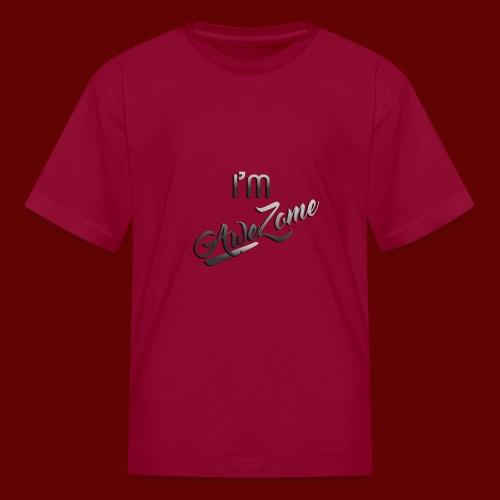 I'm AweZome - Kids' T-Shirt
