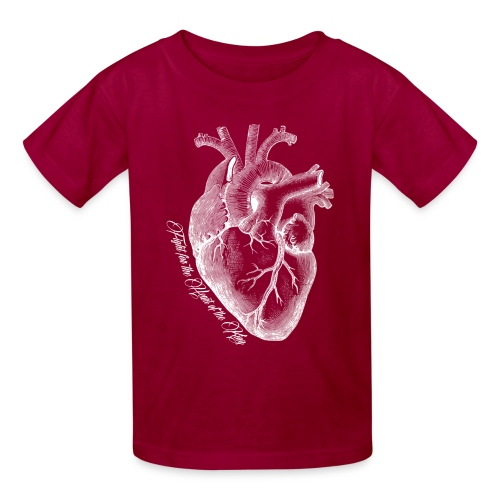 Fight for the heart of the King - Kids' T-Shirt