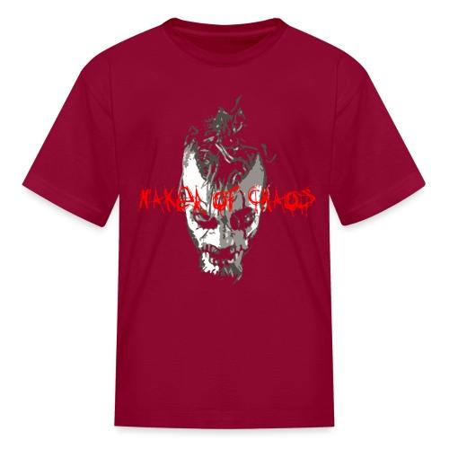 Maker of Chaos - Kids' T-Shirt