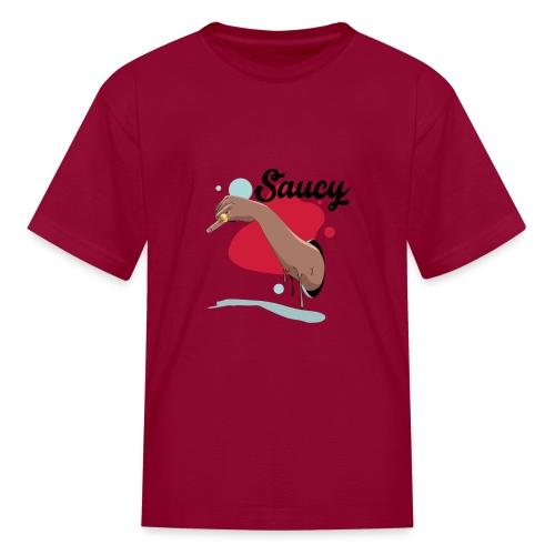 saucy - Kids' T-Shirt