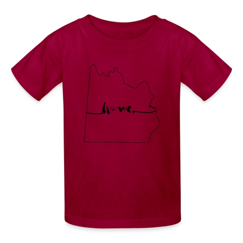 Anson County - Home - Kids' T-Shirt