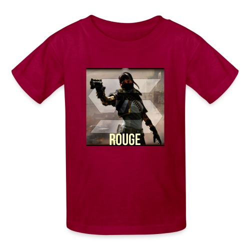 Synx Rouge Picture - Kids' T-Shirt