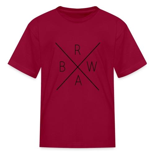 BRWA X Short - Kids' T-Shirt