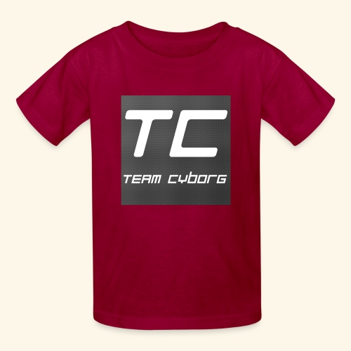 Team Cyborg Kids Merch - Kids' T-Shirt