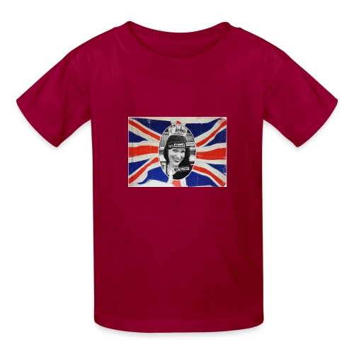 MWO Save the Queen - Kids' T-Shirt