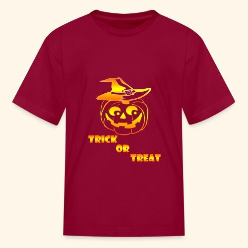 Halloween Trick or treat - Kids' T-Shirt