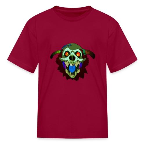Dr. Mindskull - Kids' T-Shirt