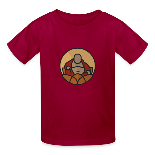 AMERICAN BUDDHA CO. COLOR - Kids' T-Shirt