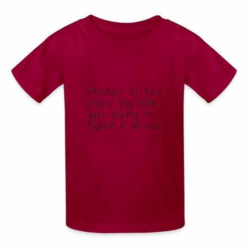 The product - Kids' T-Shirt