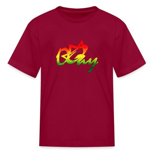 OQay Rasta - Kids' T-Shirt