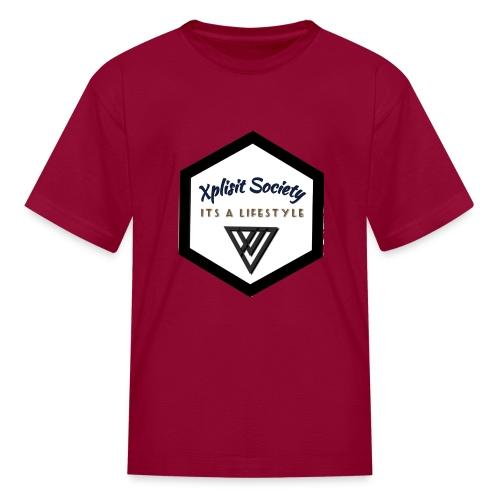 Xplisit Society - Kids' T-Shirt