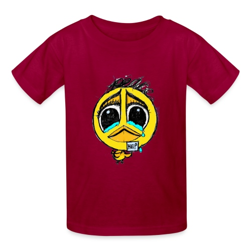 2017 PEACE DUCK - Kids' T-Shirt