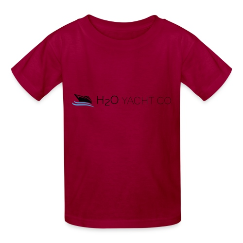 H2O Yacht Co. - Kids' T-Shirt