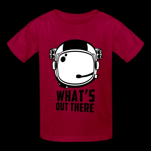 WHAT'S OUT THERE - Kids' T-Shirt