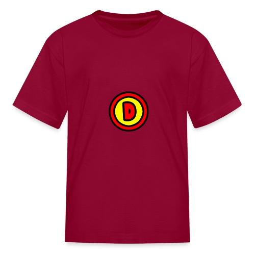 Drewsmc Logo - Kids' T-Shirt