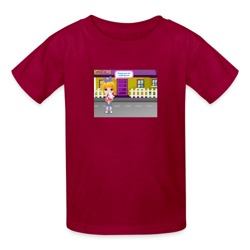 Baby Barbie Throat Doctor T-shirt/Tanktop - Kids' T-Shirt