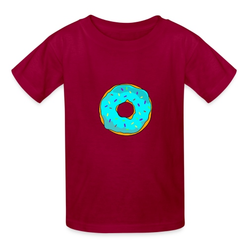 Fresh Threads Donut - Kids' T-Shirt