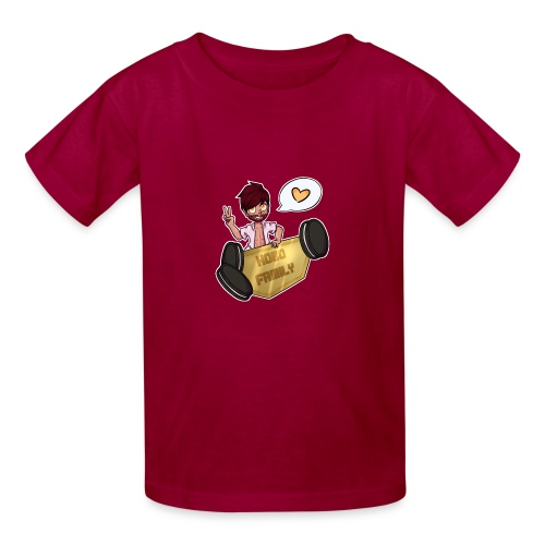 Hobo Family - Kids' T-Shirt
