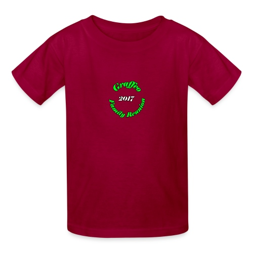 Graffeo Family Reunion - Kids' T-Shirt