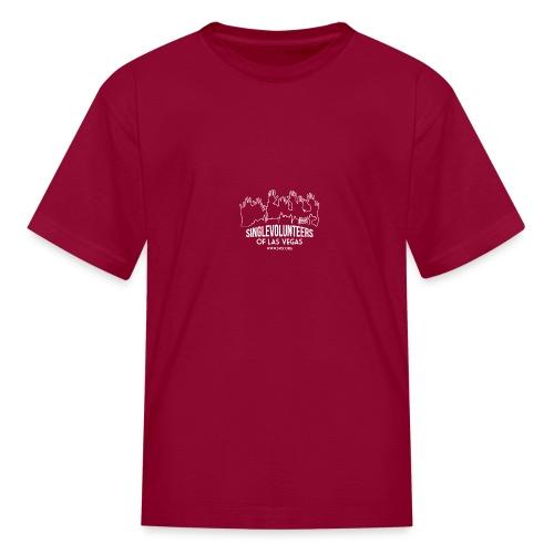 SingleVolunteers - Kids' T-Shirt