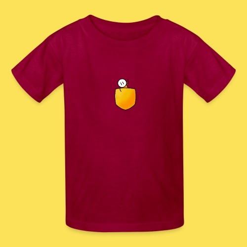 Pocket - Kids' T-Shirt