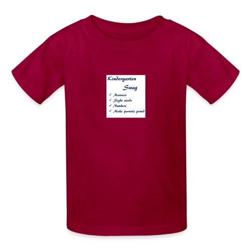 Kindergarten Swag - Kids' T-Shirt