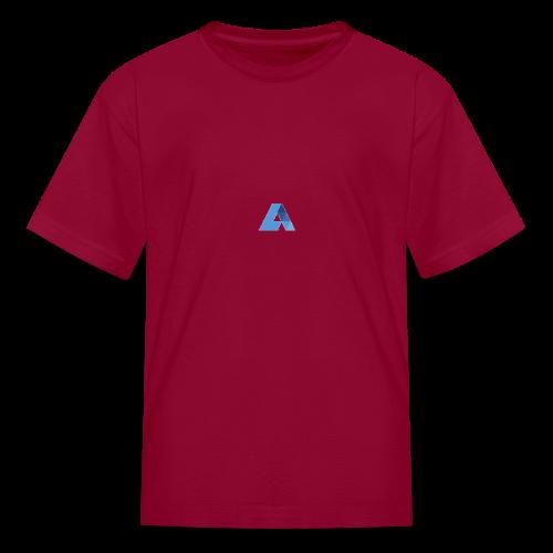 GamerMasterAdrian Logo - Kids' T-Shirt