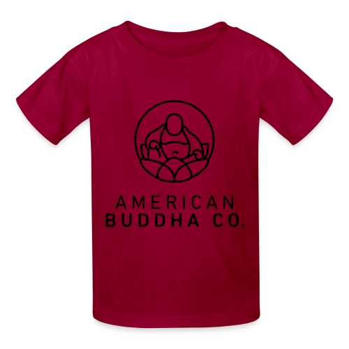 AMERICAN BUDDHA CO. ORIGINAL - Kids' T-Shirt