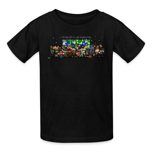 IS JUST AWESOME t shirt png - Kids' T-Shirt