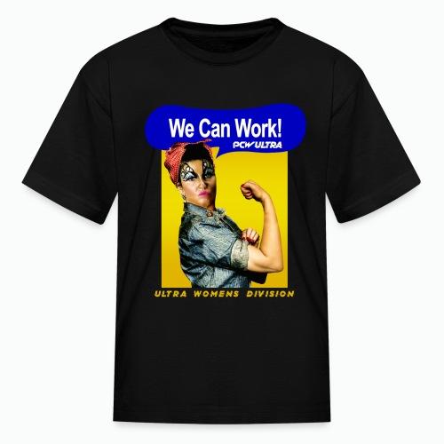 Ultra Women - Kids' T-Shirt