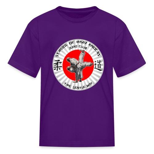School of Hards Knocks - Kids' T-Shirt