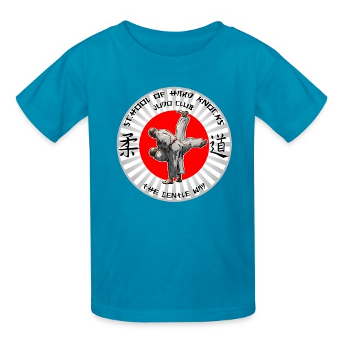 School of Hards Knocks - Kids' T-Shirt