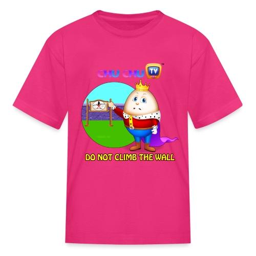 Motivational Slogan 7 - Kids' T-Shirt