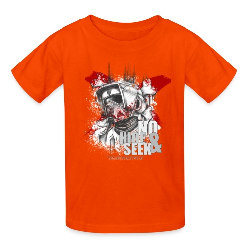 No hide & Seek - Kids' T-Shirt