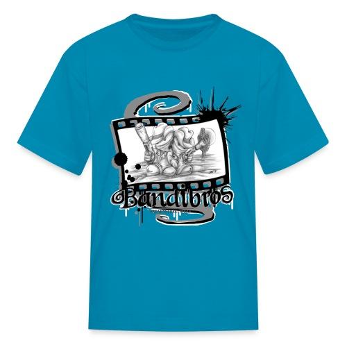 Bandibros I - Kids' T-Shirt