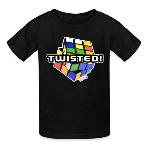 Twisted ! - Kids' T-Shirt