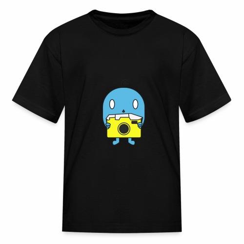 Tiny Photographer - Kids' T-Shirt