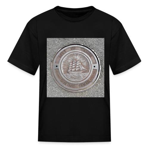 Sewer Tee - Kids' T-Shirt