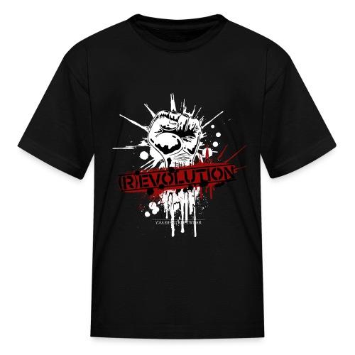 (R)EVOLUTION - Kids' T-Shirt