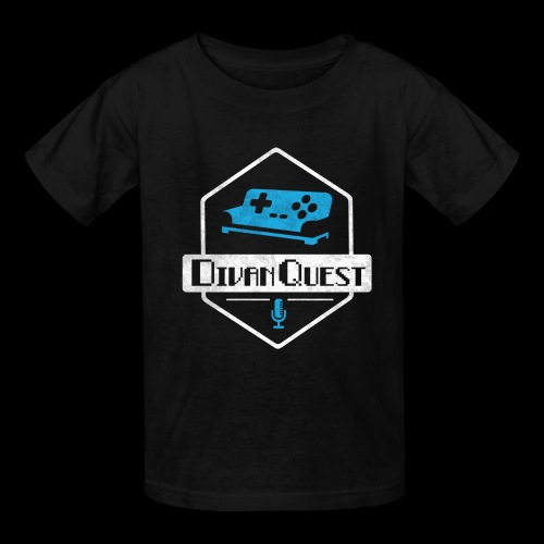 DivanQuest Logo (Badge) - Kids' T-Shirt